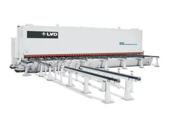 Cisailles guillotines LVD MVS sur mesure