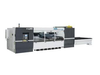Machine de découpe laser LVD AXEL