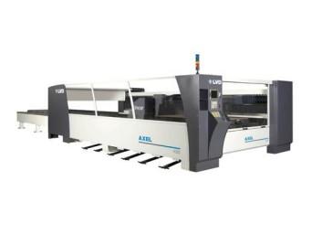 Machine de découpe laser LVD AXEL 4020