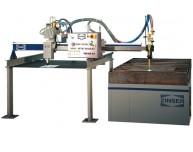 Machine d'oxycoupage optique 1101