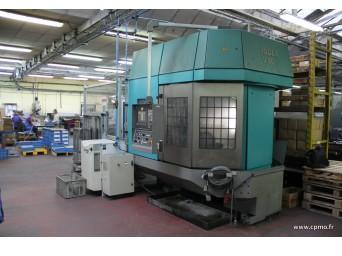 Vertical turning machine INDEX V 160-C