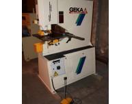 Poinçonneuse hydraulique GEKA PUMA 55 occasion