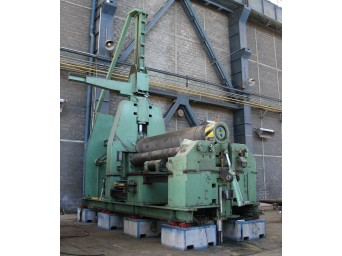 Rouleuse hydraulique LUTHER
