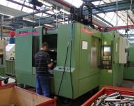 Centre d'usinage vertical STAMA MC 500 occasion