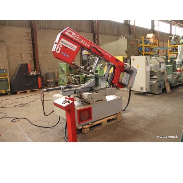 Scie ruban automatique ultra demurger rh 360 occasion cpmo - Scie a ruban metal ...