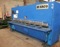 Cisaille guillotine HACO TS 3012 occasion