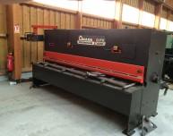 Cisaille guillotine Hydraulique AMADA GPX 630 occasion