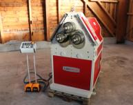 Cintreuse à profilés hydraulique APK 61 occasion