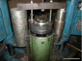 Réparation de vérins hydraulique
