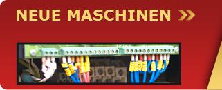 neue Werkzeugmaschinen